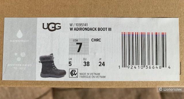 Ботинки UGG AUSTRALIA, 7 US