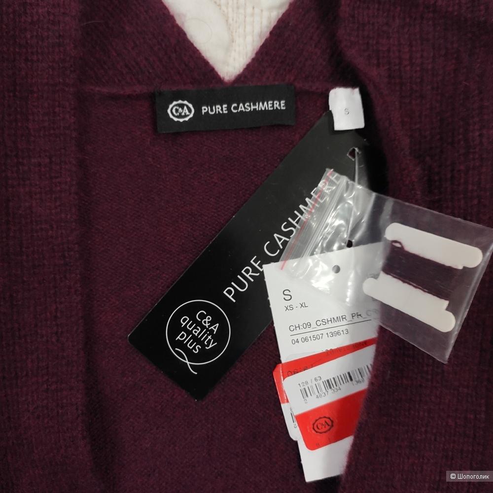 Кардиган C&A Pure Cashmere, S