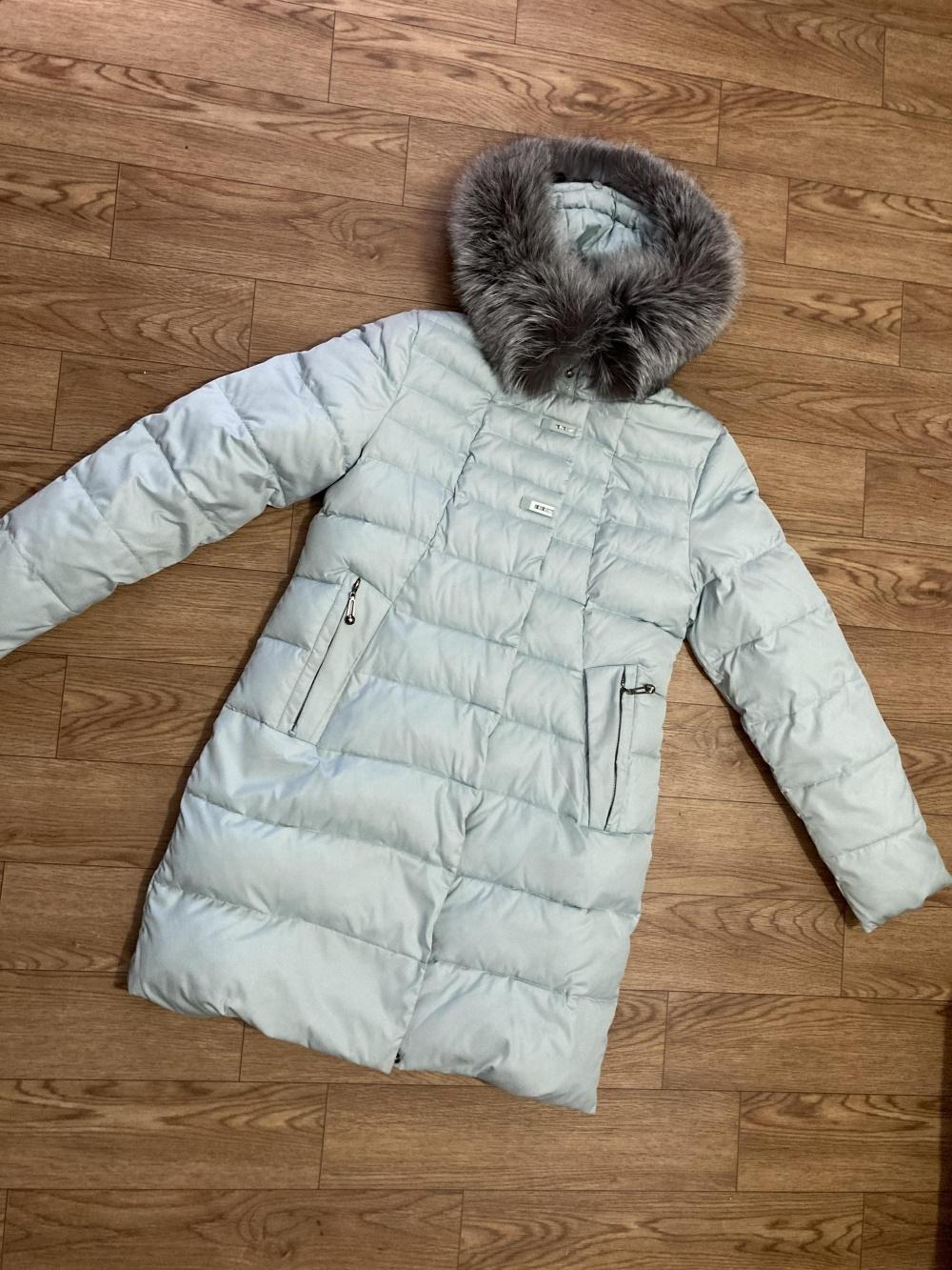 Зимний пуховик PEERCAT