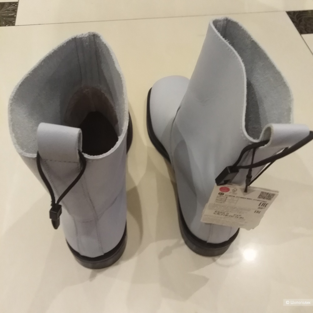 Ботинки Zara размер 37-37,5