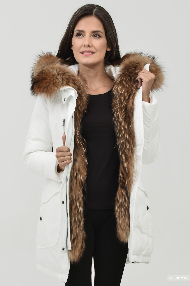 Куртка-парка женская ZLLY , размер S