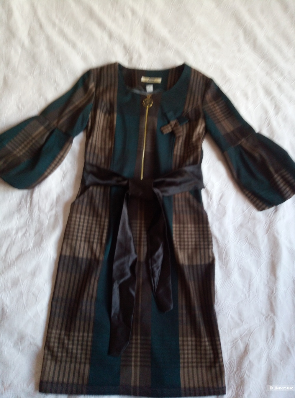 Женское платье , 44 размер, No name