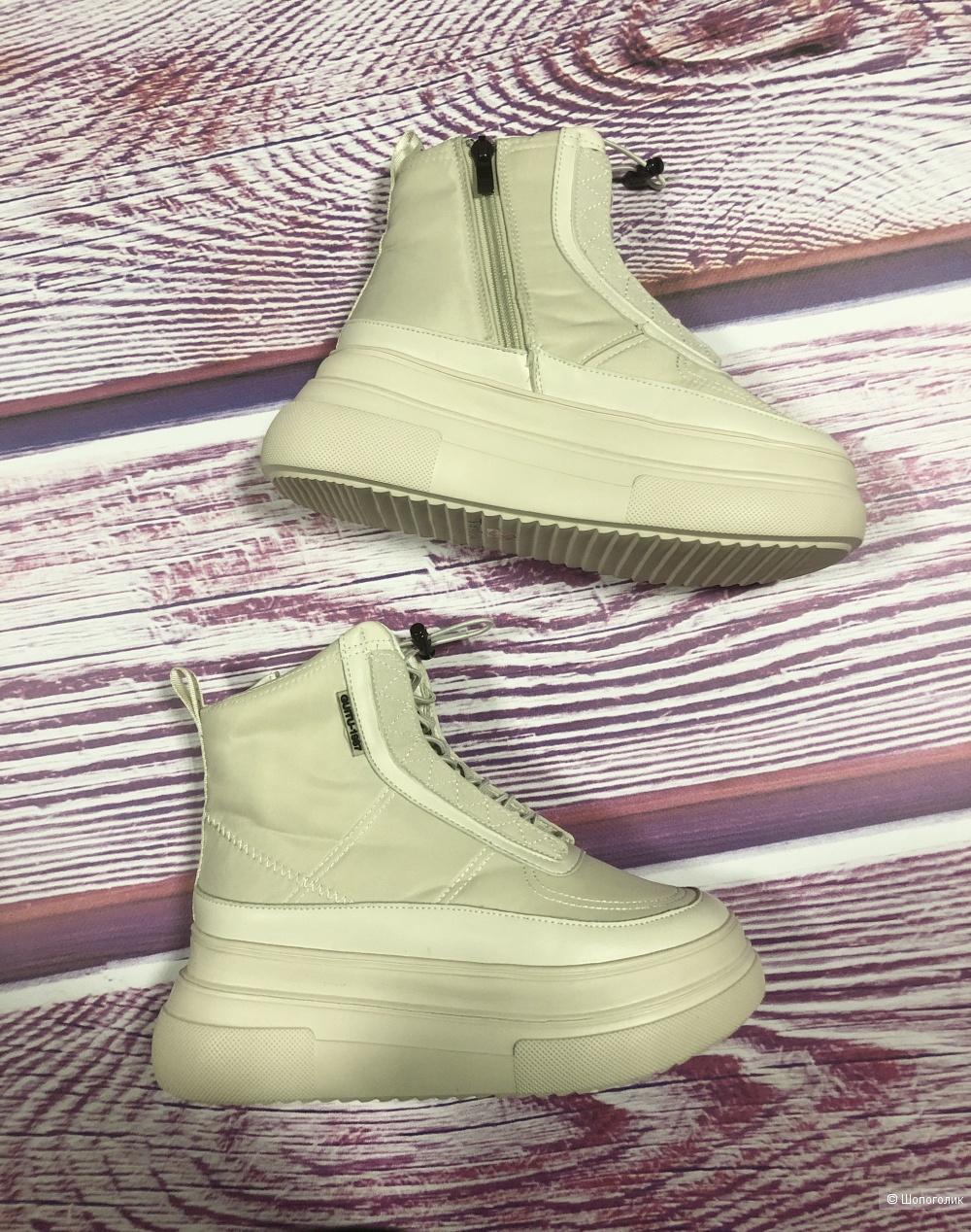 Женские ботиночки Dino Albat р.36-37