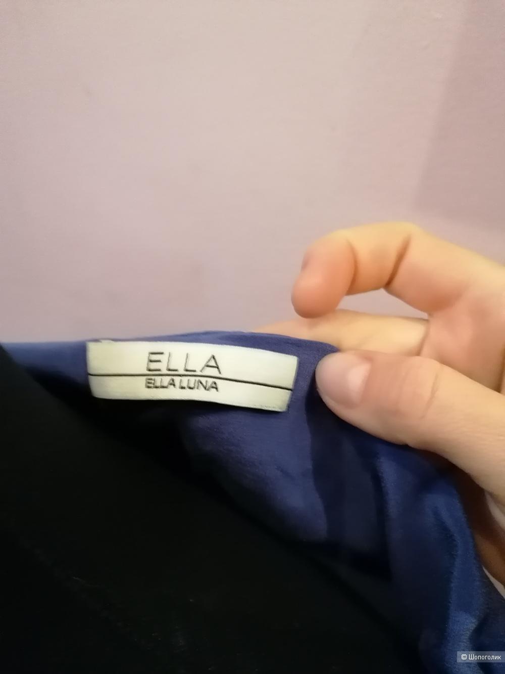 Шелковая туника Ella Luna размер Xs
