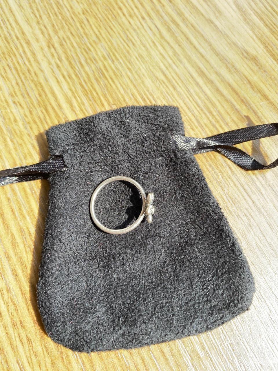 Кольцо PANDORA, размер 17