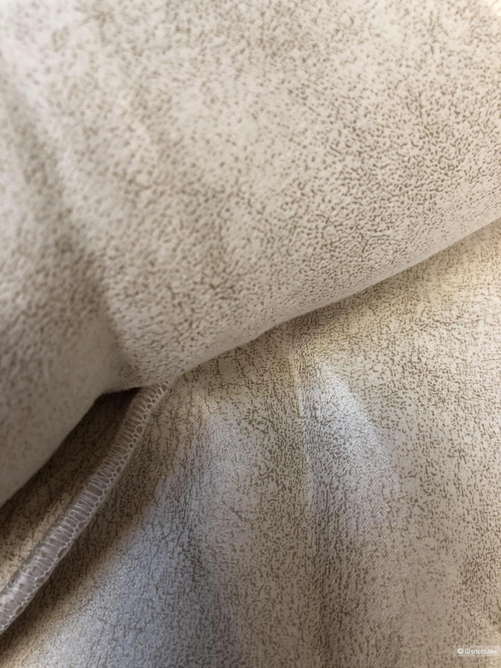 Шуба пальто TEDDY WHITE, 42-46
