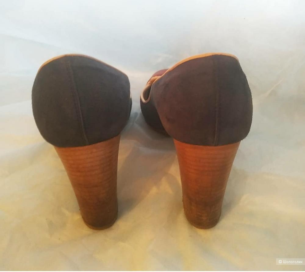 Туфли Tod's, 39 размер