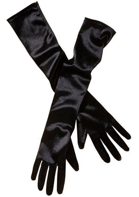 Шелковые перчатки