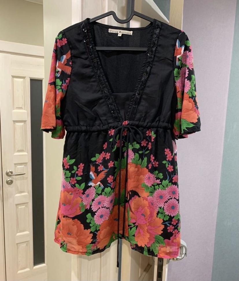 Сет из рубашки и блузки Zarina,44