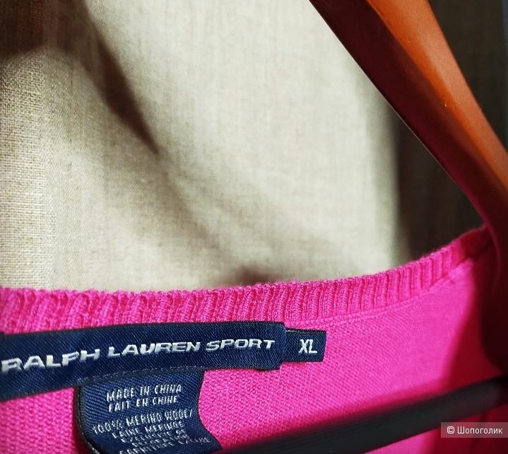 Шерстяной джемпер Ralph Lauren Sport размер M/L/XL
