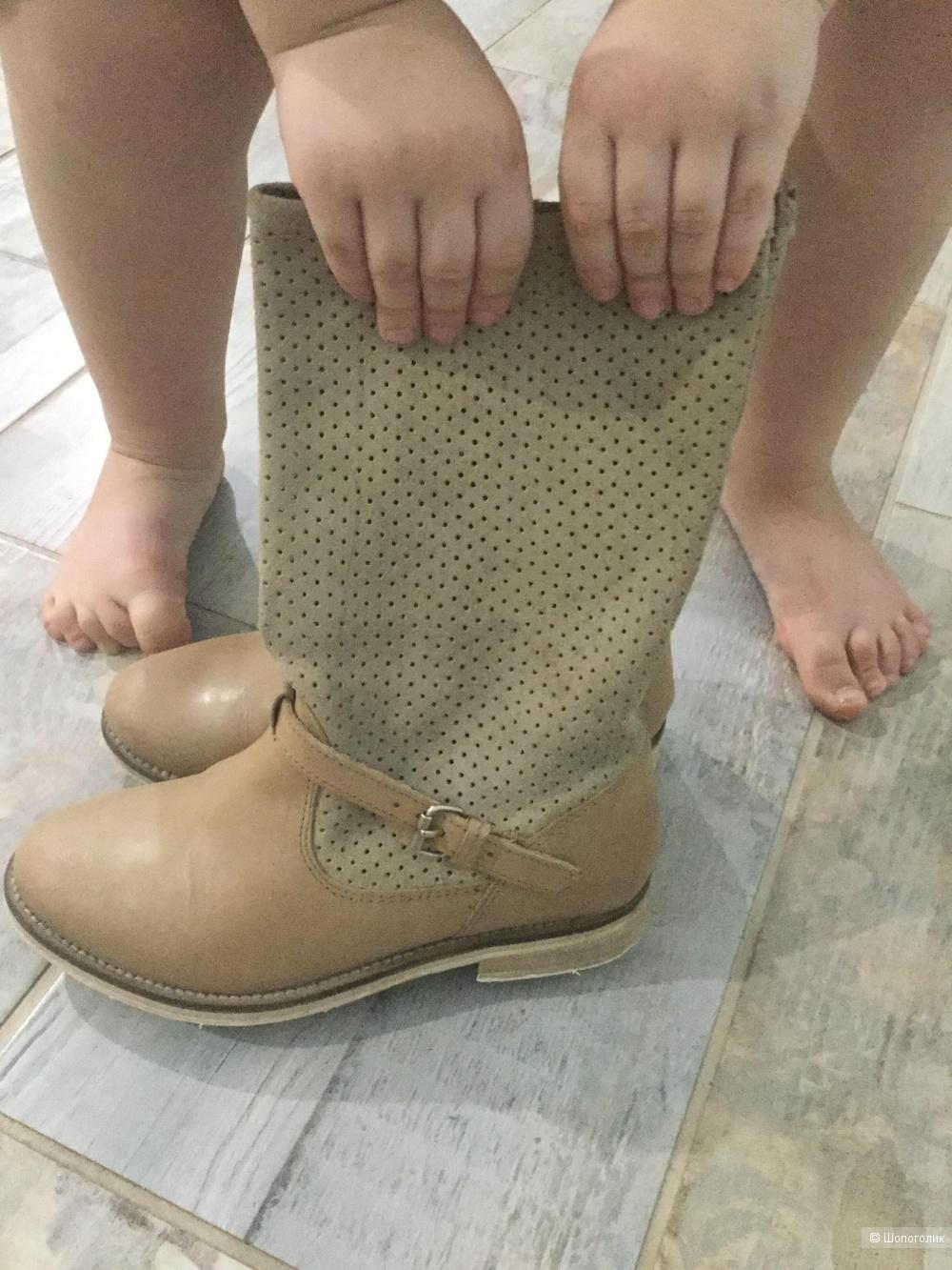 Сапоги Zara, 30 размер (18,8 см)