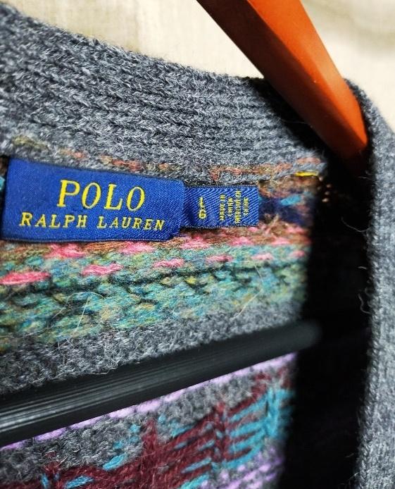 Кардиган Polo Ralph Lauren размер М/L/XL