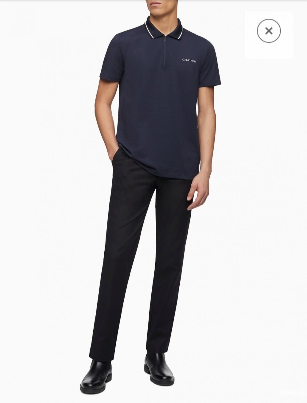 Поло Calvin Klein, размер М