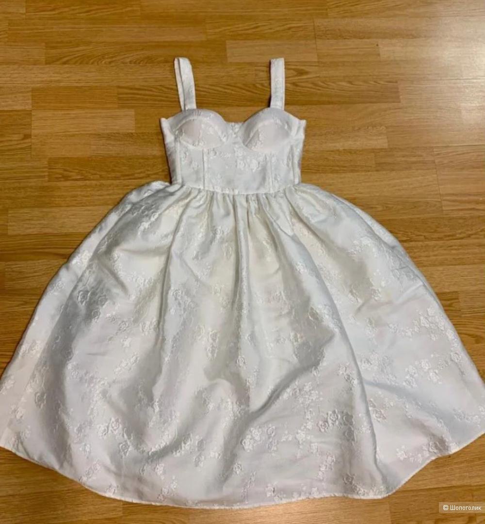 Платье Peony moscow s размер