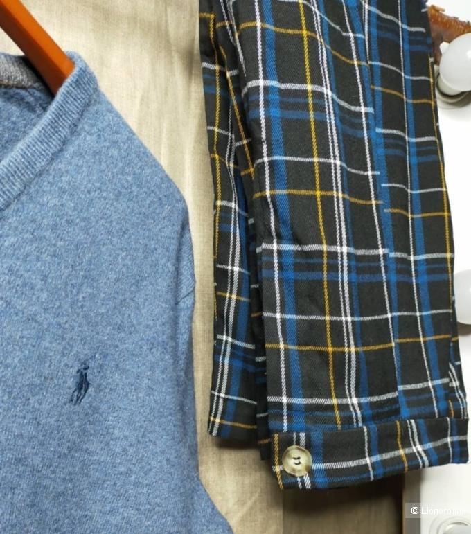 Шерстяной пуловер Polo Ralph Lauren размер M/L/XL