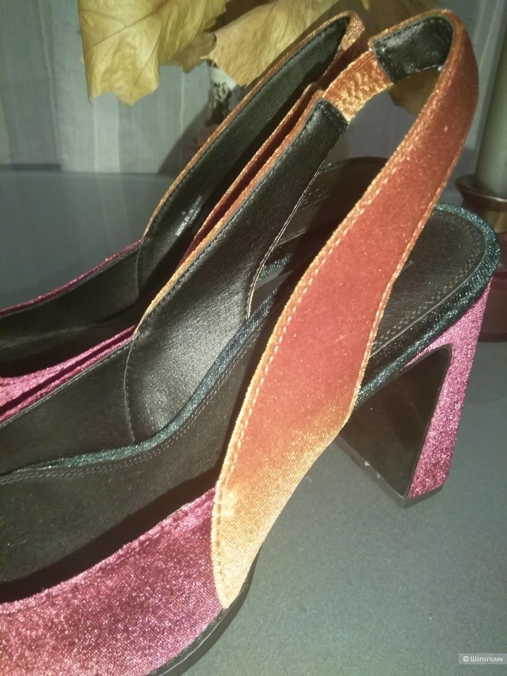 Туфли ASOS, размер 37