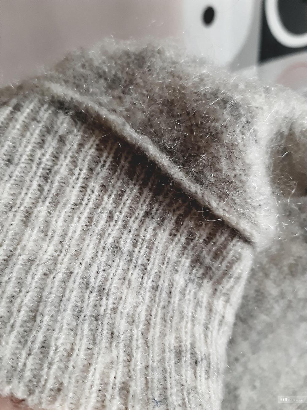 Свитер  By Malene Birger, серый, размер S/M