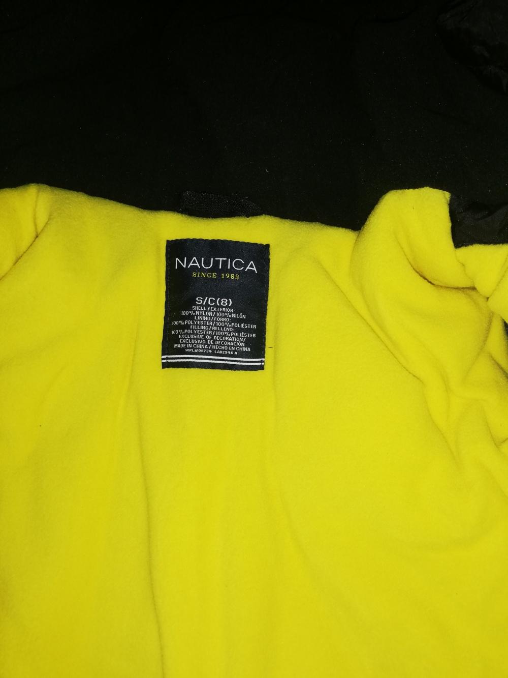 Зимняя куртка Nautica 8лет