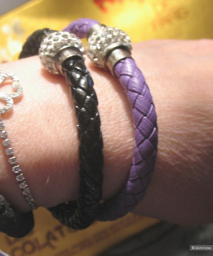 Магнитные плетёные браслеты.