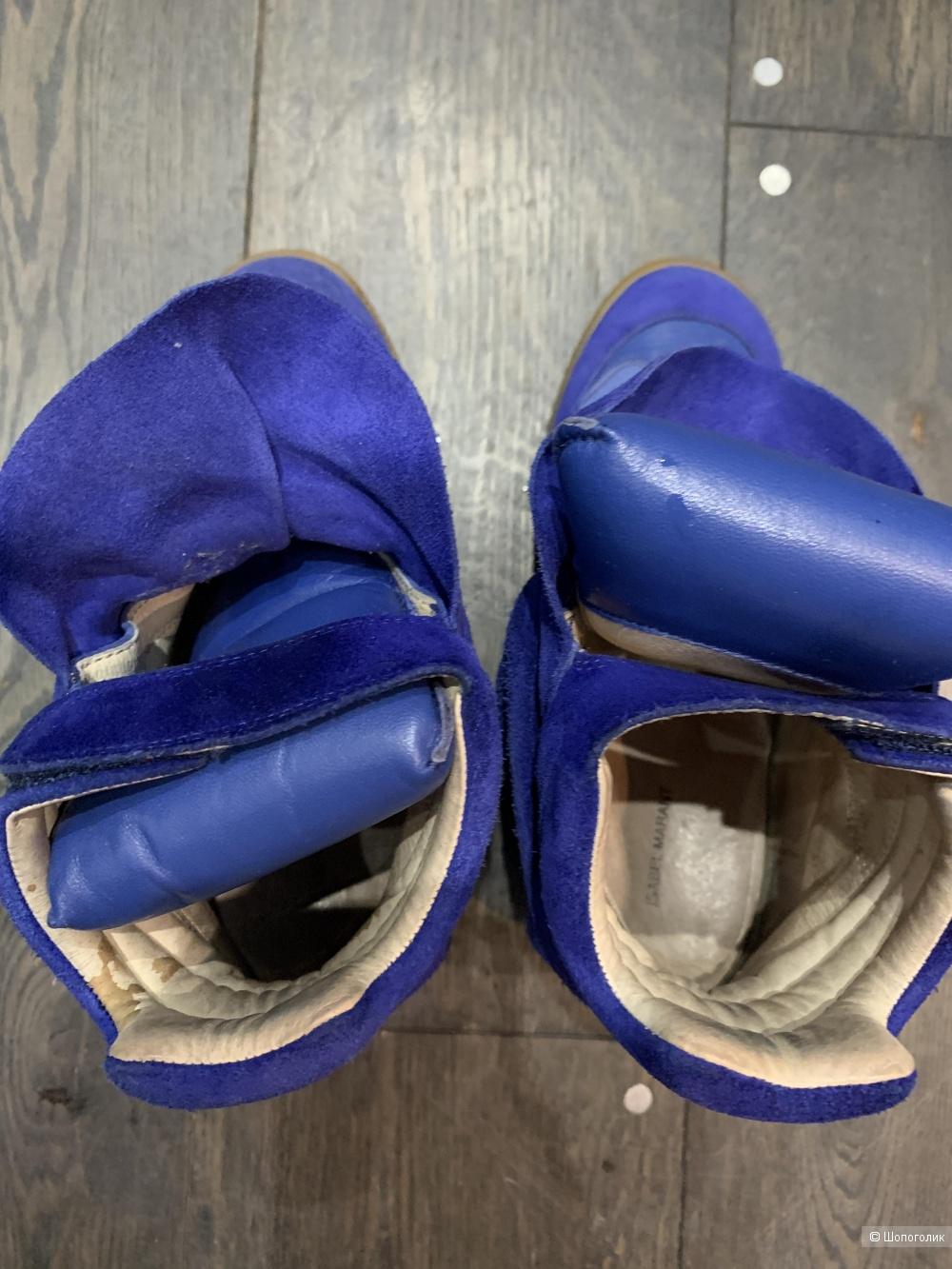 Isabel Marant кроссовки 36 р. (маркировка 37)