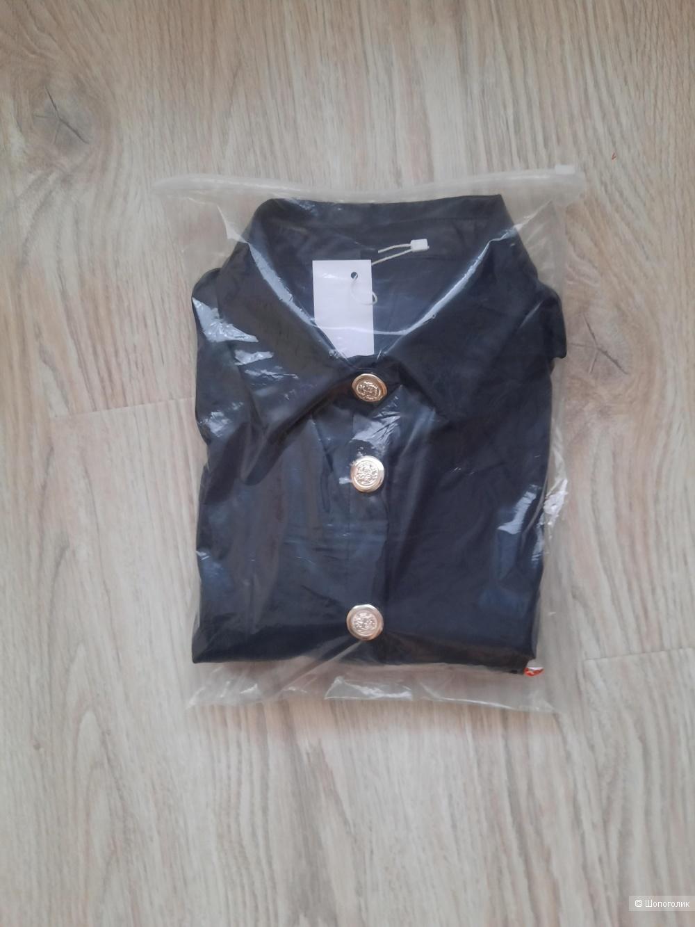 Кожаная рубашка nonane,  размер 48