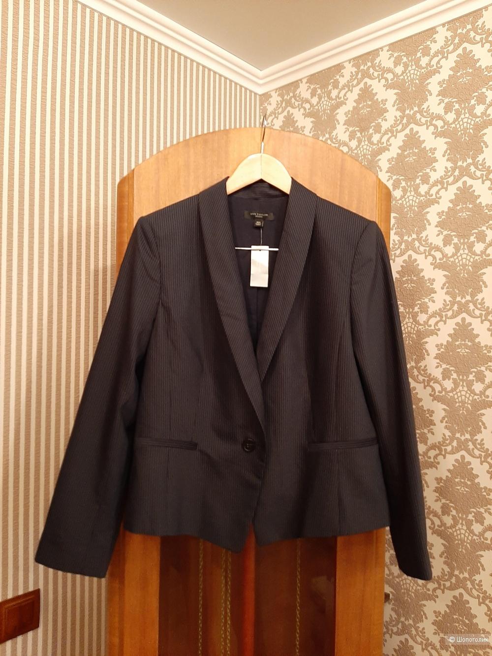 Пиджак Ann Tailor р.48