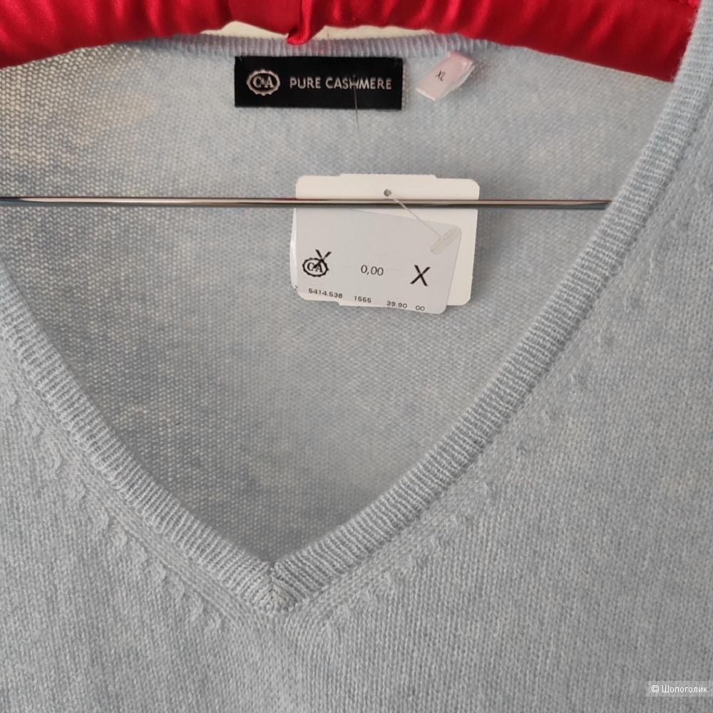 Джемпер C&A Pure Cashmere,  XL