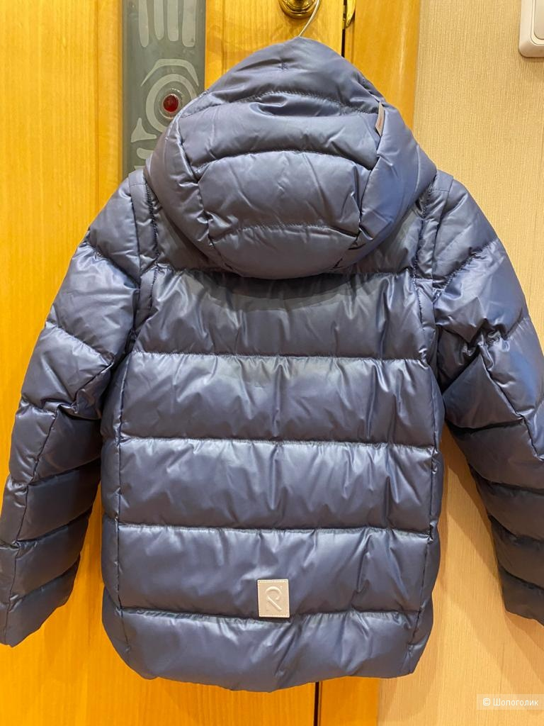 Куртка пуховая REIMA 2 в 1 размер 134 см