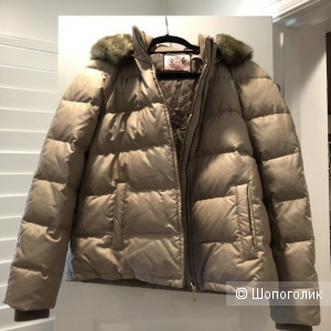 Куртка - пуховик Juicy Couture, размер 12 лет
