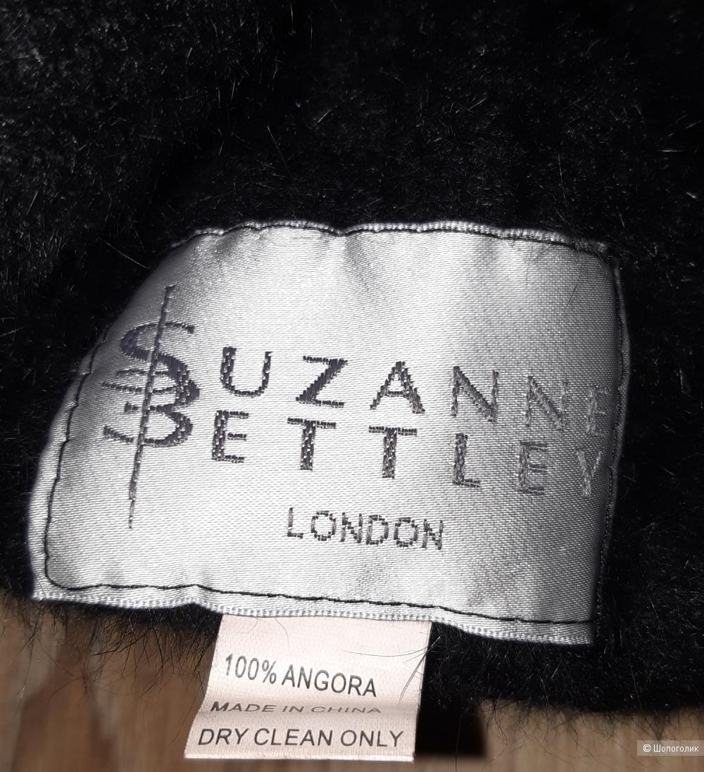 Шапка из ангоры suzanne bettley, размер uno