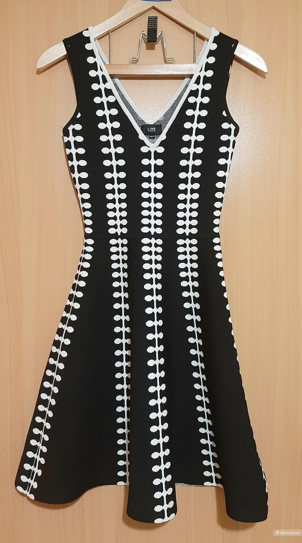 Платье LINE размер XS
