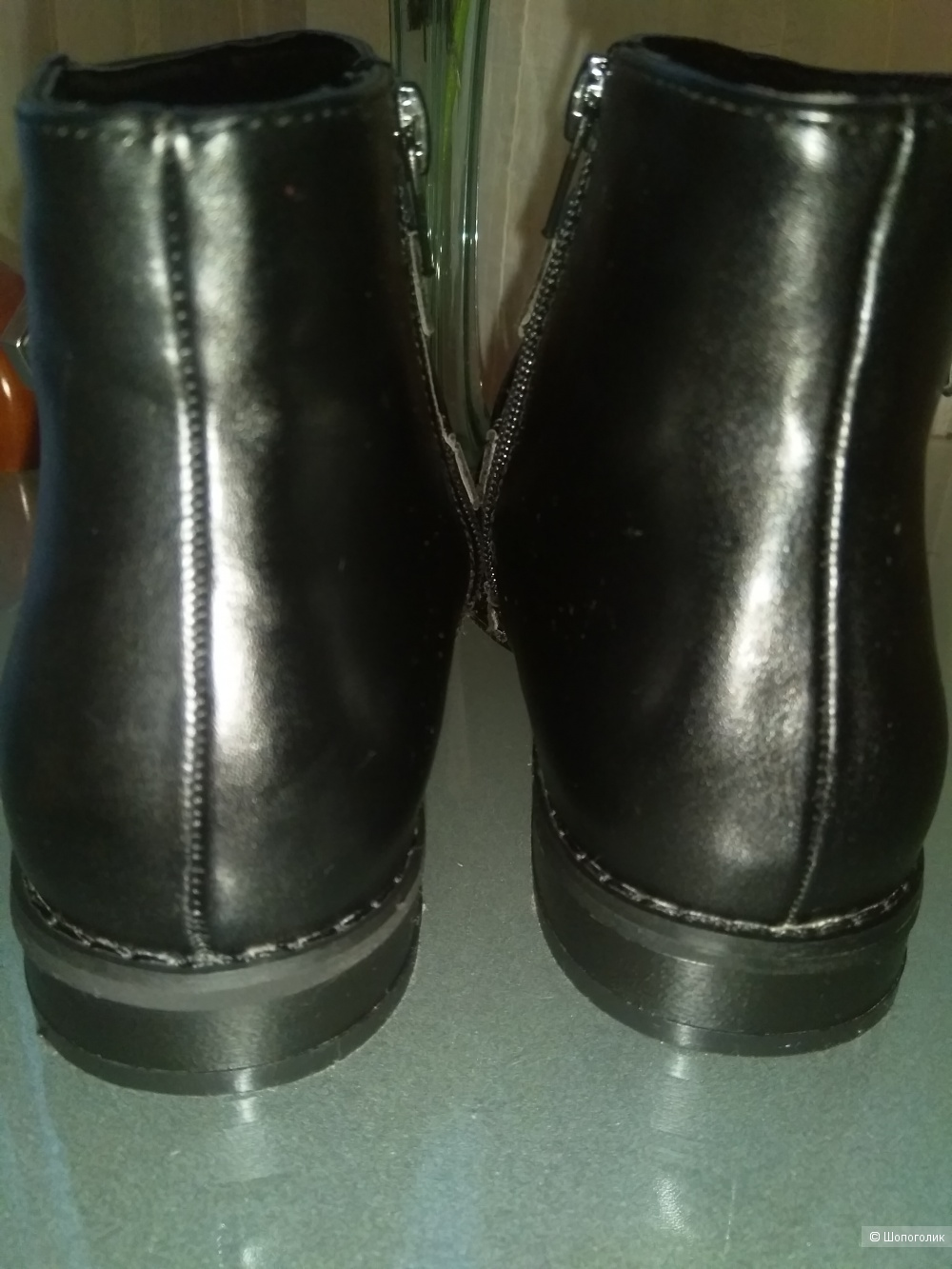 Ботинки LONDON REBEL, размер 37