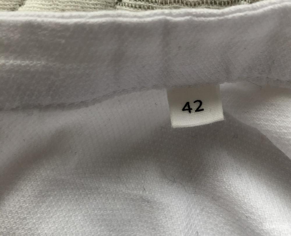 Блузка OPUS размер производителя 42 ( на 48-50 )