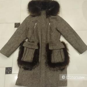 Пальто утеплённое Acasta размер 48