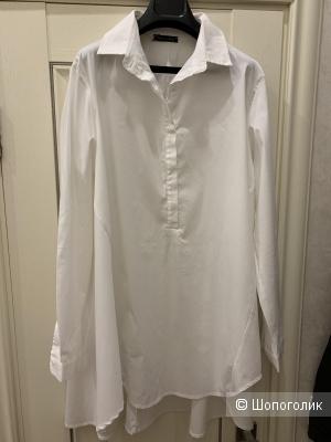 Рубашка made in Italy, размер уника