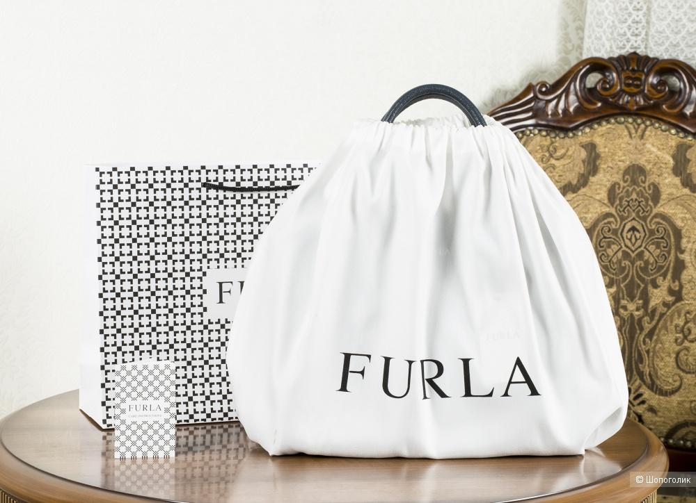 Сумка-тоут женская, Furla Pin, medium.