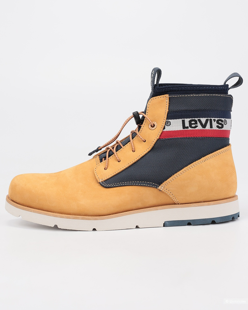 Мужские ботинки Levi's. Размер 44EUR.