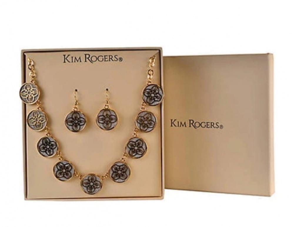 Комплект бижутерии Kim Rogers
