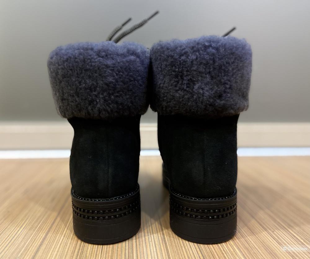 Зимние ботинки Inario, р. 37,5