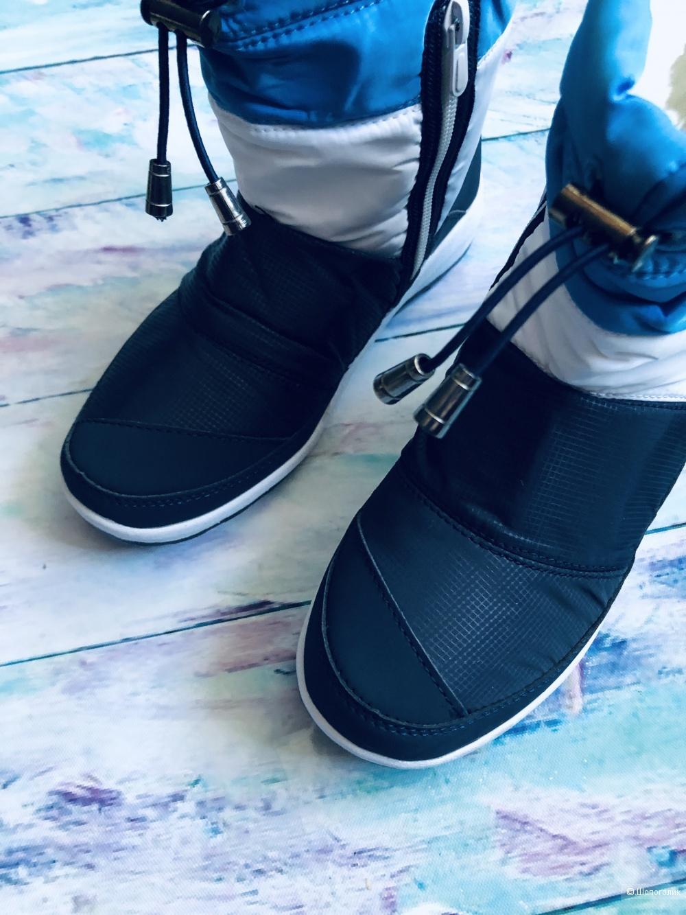 Женские сапожки Adidas р.36-41