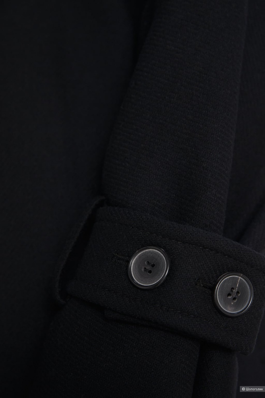 Пальто халат ZARA Manteco luxury wool , размер XS/S