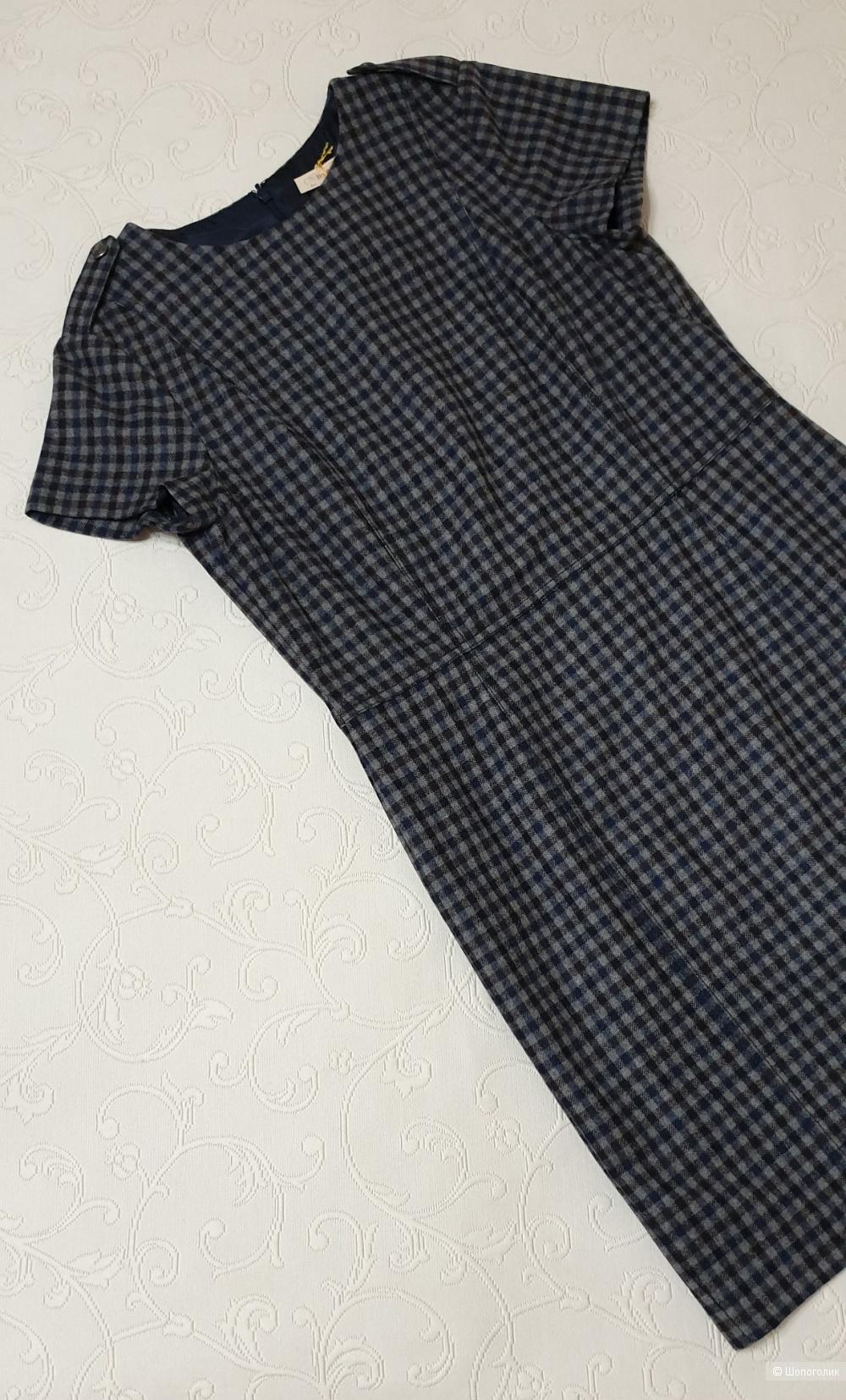 Платье BrooksBrothers р. 12 US (46 рос.)