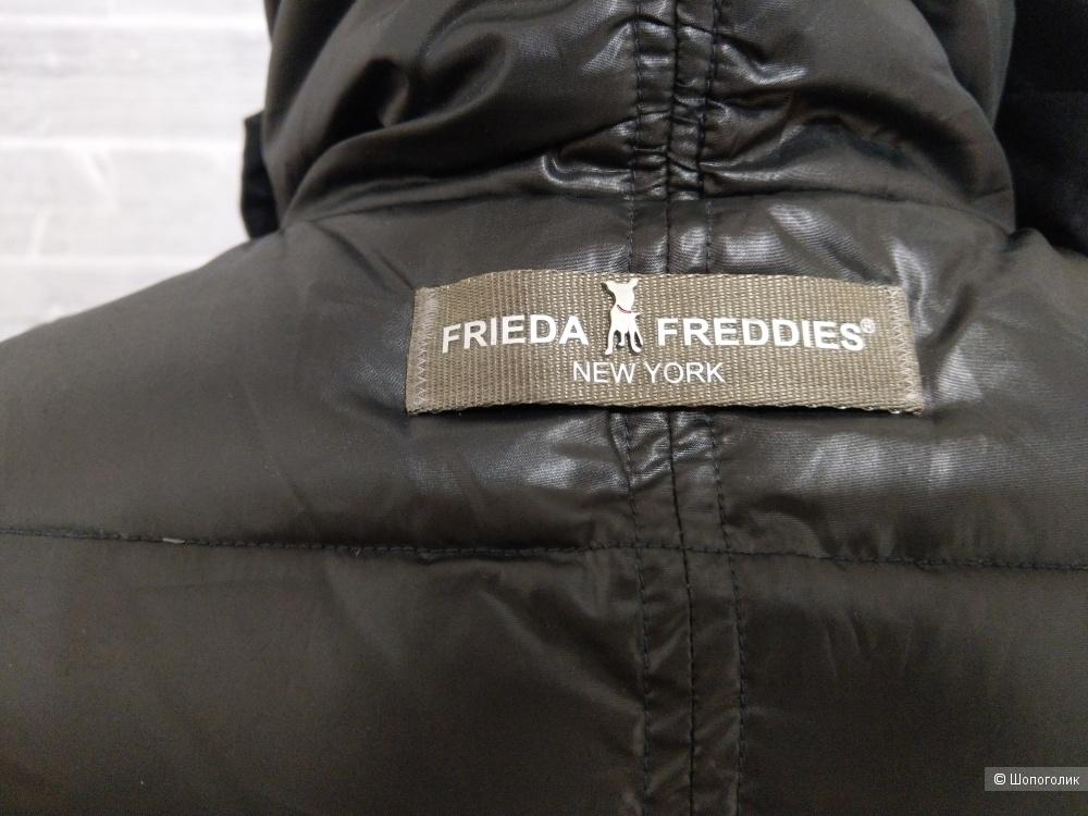 Frieda&Freddies пуховый жилет р.46