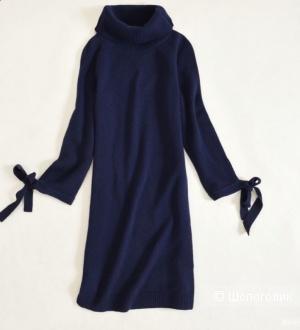 Шерстяное платье Massimo Dutti M
