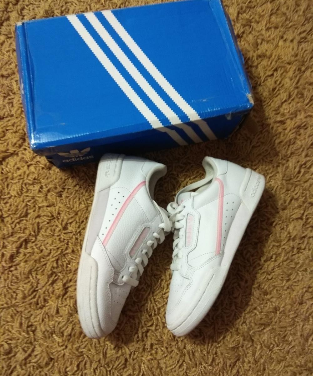 Кроссовки Adidas Continental 80 ,  36 размер