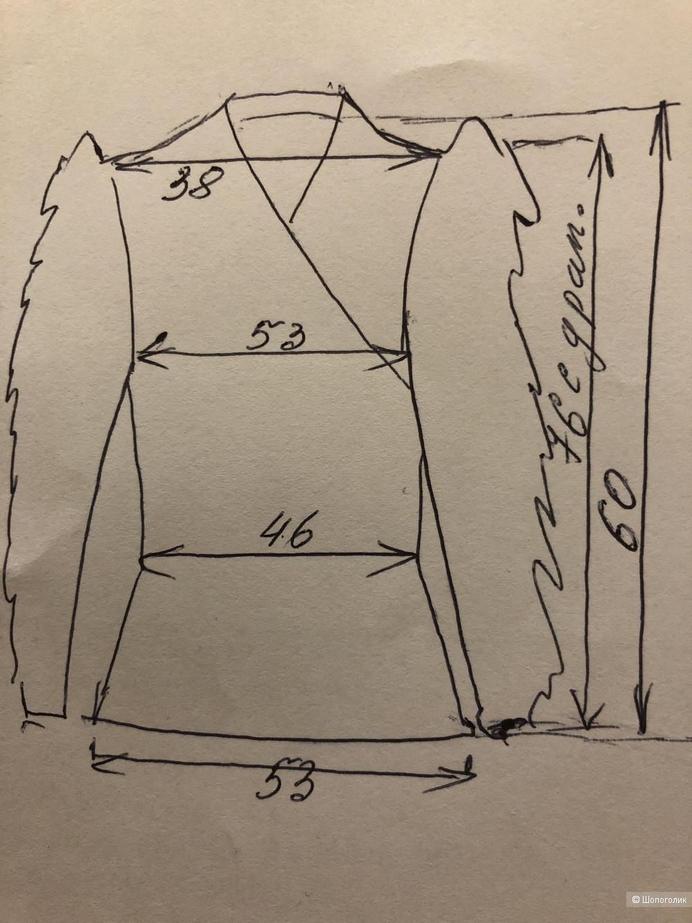 Блузка De La Vali,14UK,44-46