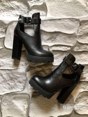 Женские туфли -ботильоны р.37,38,39