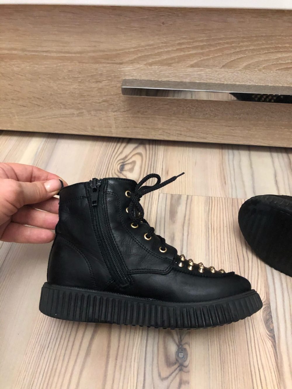 Ботинки Florens. Размер 28.