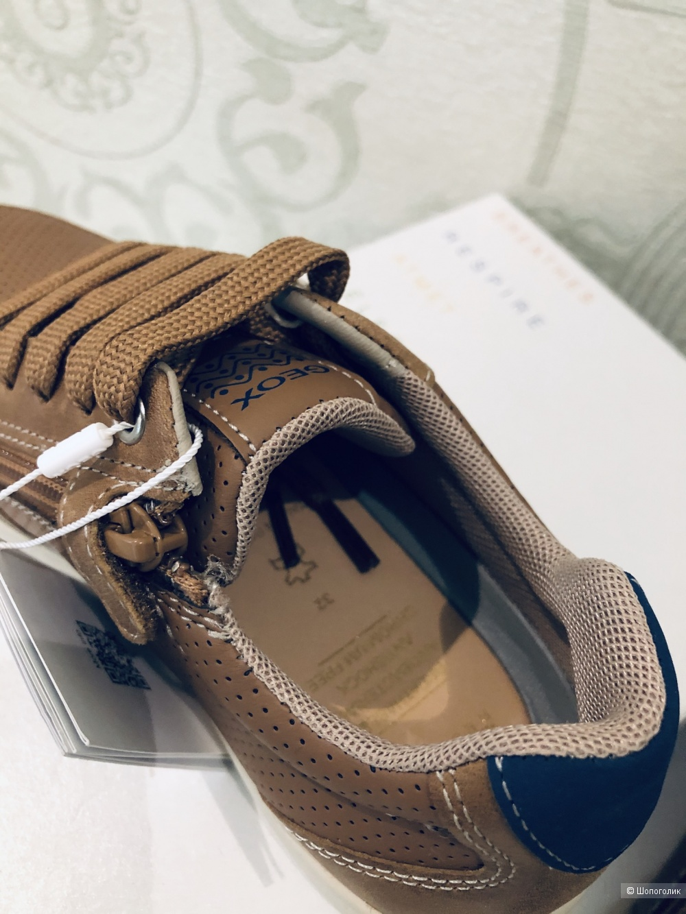 Ботиночки Geox 32 размер