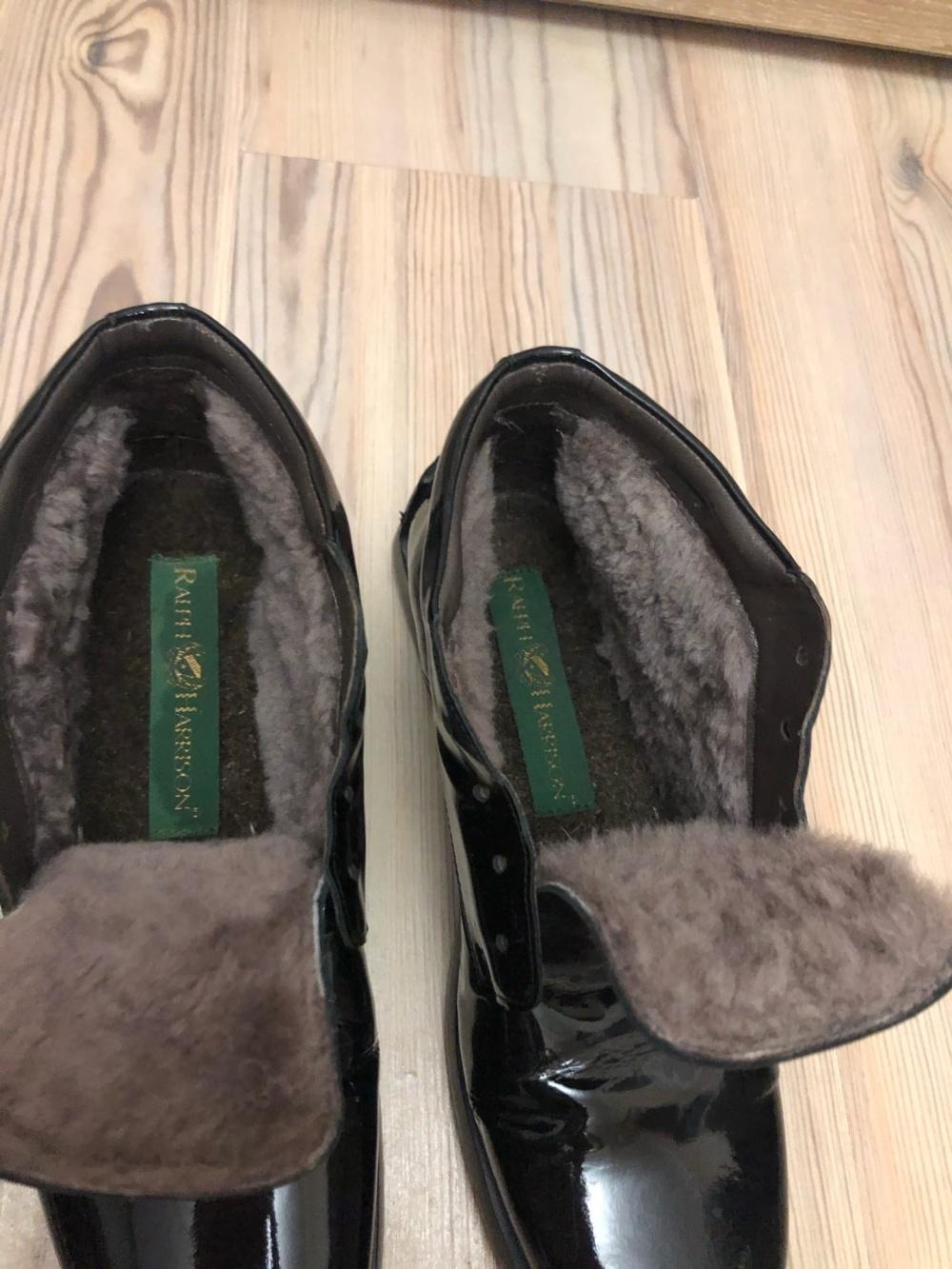 Ботинки Ralph Harrison. Размер 37.